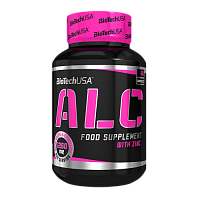 Жиросжигатель BioTech USA Nutrition ALC 60 caps (108018)