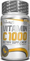 BioTech USA Nutrition Vitamin C 1000 - 250 т (811564)