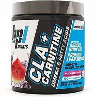 Жиросжигатели BPI Sports CLA Plus Carnitine 350 г