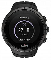 Спортивные GPS-часы Suunto Spartan Ultra All Black Titan HR