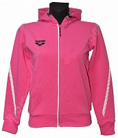 Женский реглан Arena W TL Hooded Jacket fresia rose /1D337-90/