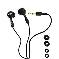 Наушники OverBoard Waterproof Headphones Black (OB1038BLK)