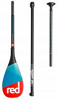 Весло SUP 18 Red Paddle Glassfibre 3pc Paddle (LeverLock)
