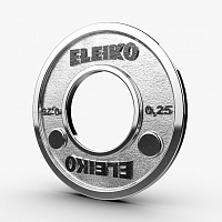 Диск Eleiko WPPO Powerlifting Competition Disc - 0.25 kg (3001781-0002)