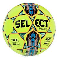 SELECT BRILLANT SUPER FIFA TB, мяч ф/б (042) жол/бел
