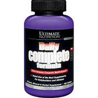 Витамины и минералы Ultimate Nutrition Daily complete formula (104697)