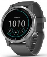 Умные часы Garmin Vivoactive 4 Shadow Gray/Silver