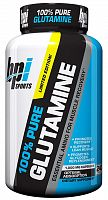 Аминокислота BPI Sports 100% Pure Glutamine Capsules 240 капс (811234)