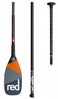 Весло SUP разборное 18 Red Paddle Carbon Elite 3pc Paddle