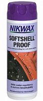 Пропитка Nikwax SoftShell Proof Wash-In 300 мл (NWSPW0300)