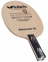 Основание Butterfly Balsa Carbo X5