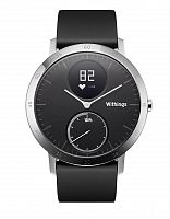 Смарт-часы c пульсометром Withings (Nokia) Steel HR Black 40 mm
