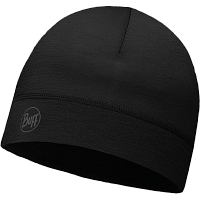 Шапка Buff Thermonet Hat solid black (BU 115346.999.10.00)