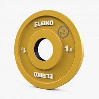 Диск Eleiko WPPO Powerlifting Competition Disc - 1,5 kg RC (3001781-0015R)