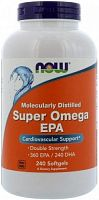 NOW Foods Super Omega EPA 1200 мг