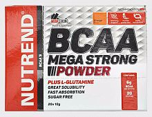 Аминокислоты Nutrend Mega Strong Powder, 10 г
