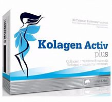 Коллаген Olimp Sport Nutrition Kolagen Activ Plus, 80 таб (103211)