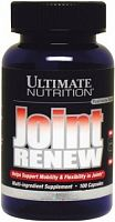 Здоровье суставов Ultimate Nutrition Joint renew formula- 100 кап (104755)