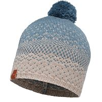 Шапка повседневная Buff Knitted Hat Mawi Stone Blue (BU 2010.754.10)