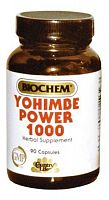 Енергетик Country Life yohimbe power 90tab