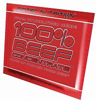 Говяжий протеин пробник Scitec Nutrition 100% Beef Concentrate, 30 г (106308)