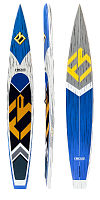 "Доска Focus Sup Hawaii Cali Turbo 12'6"" X 26 VST"