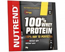 Протеин Nutrend 100% Whey Protein 30г