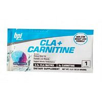 Пробник BPI Sports CLA Plus Carnitine 10 г - Fruit Punch(815548)