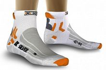 Велосипедные термоноски X-Socks Biking Silver (X20005)