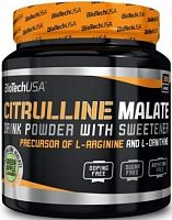 Аминокислота BioTech USA Citrulline Malate 300 г (107345)