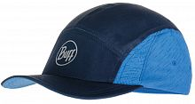 Кепка беговая Buff Run Cap r-frequence blue (BU 117924.707.10.00)