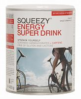 Напиток Squeezy Energy Super Drink, 400 г (PU0039)