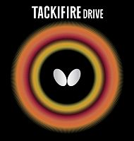 Накладка Butterfly Tackifire Drive 2.1 mm