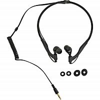 Наушники OverBoard Pro-Sports Headphones Black (OB1063BLK)