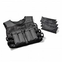 Жилет-утяжелитель Tunturi Weighted Vest 10 kg (14TUSCL246)