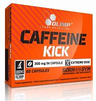 Кофеин Olimp Sport Nutrition Caffeine Kick, 60 капс (107405)