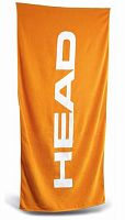Полотенце Head Sport cotton logo towel 455015/OR