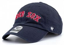 Бейсболка 47 Brand Boston Red Sox Clean Up (B-RGWSC02GWS-NY)
