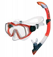 Аква-комплект детский Arena Sea Discovery Jr Mask + Snorke /95221-14/