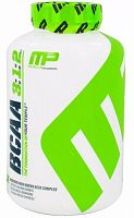 Аминокислоты MusclePharm BCAA 3:1:2, 240 капс (102628)