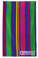 Полотенце Arena Big Stripes Towel multicolour /1B479-20/