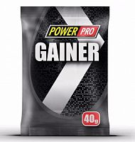 Гейнер пробник Power Pro Gainer, 40 г