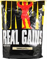 Белковый гейнер Universal Nutrition Real Gains, 4,8 кг