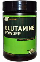 Аминокислота Optimum Nutrition Glutamine Powder, 1 кг (106807)