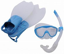Набор для плавания Speedo Glide Junior Scuba Set Blue (8-035930309)