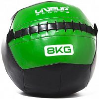 Мяч для кроссфита LiveUp Wall Ball (LS3073-8)