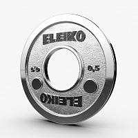 Диск Eleiko IPF Powerlifting Competition Disc - 0.5 kg (3000238)