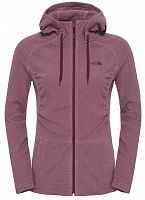 Толстовка The North Face W Mezzaluna Full Zip Hoodie (T92UAS)