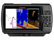 Эхолот/картплоттер Garmin Striker 7cv (dv) CHIRP , Worldwide (010-01553-01)