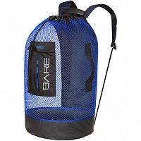 Сумка Bare Mesh Backpack Blue (088996BLU)